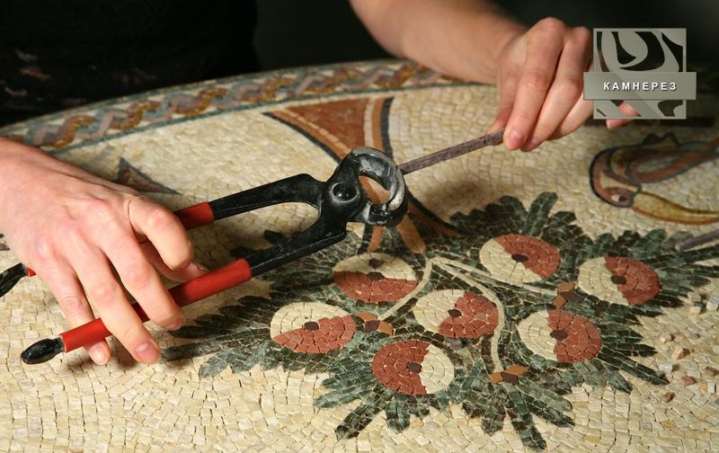 Набор мозаики